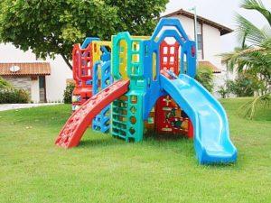 brinquedos para playground em casa