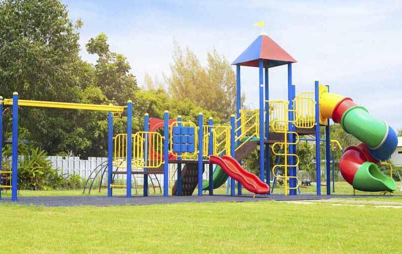 Dicas para montar o seu playground em casa