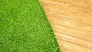 Como limpar grama sintética preservação