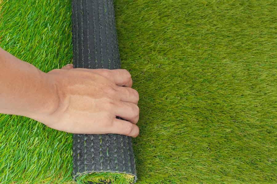 cuidados com grama sintética para durar mais